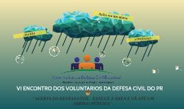 Copy of COORDENADORIA ESTADUAL DE PROTEÇÃO E DEFESA CIVIL