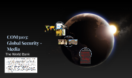 COM3103: (Global) Security -- and The Olympics
