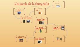 historia de la camara
