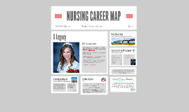 NURSING CAREER MAP