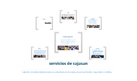 servicios de cajasan