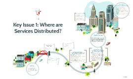 Key Issue 1: Where are Services Distributed?