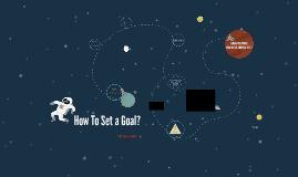 Goal Setting-SPE'14