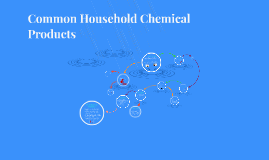 Common Household Chemical Product - Hairspray