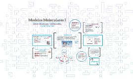 Modelos Moleculares I