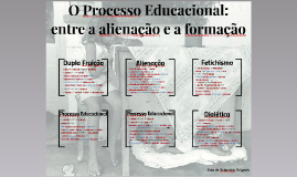 O processo educacional