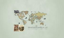 Copy of Sistemul colonial mondial, sec. 17-18