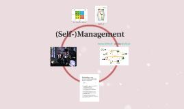 (Self-)Management