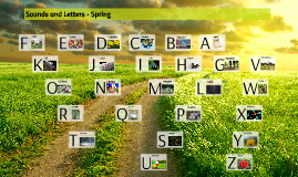 Sounds and Letters - Spring