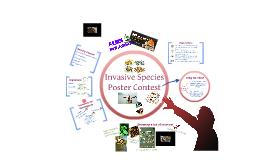 Oregon Invasive Species Poster Contest