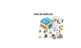 FASE DE ANÁLISIS