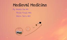 Medieval Medicine Practices