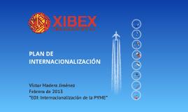 XIBEX - Plan de Internacionalización