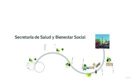 Secretaria de Salud y Bienestar Social