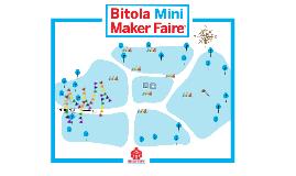 Bitola Mini Maker Faire - What it is?