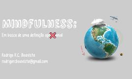 Curso Verão - Mindfulness