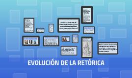 La Retórica y su Evolución