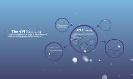 Defining the API Economy