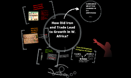 Development of West African Families, Villages/Cities and Kingdoms