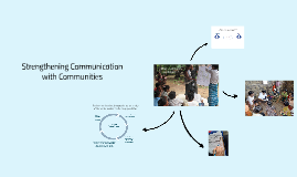 Strengthening Communication with Communities