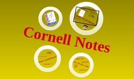 Copy of Cornell Notes