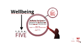 Wellbeing: Five Essential Elements for On-boarding, Retention and Satisfaction