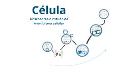 Copy of Descoberta da célula e membrana plasmática