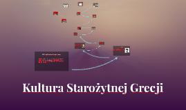 Copy of Kultura Starożytnej Grecji