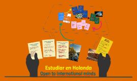 Copy of Estudiar en Holanda