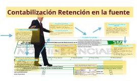 Contabilización Retención en la fuente