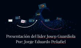 Copy of Presentación del lider Josep Guardiola