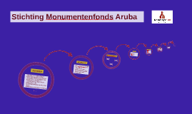 2018 Stichting Monumentenfonds Aruba