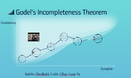 Godel's Incompleteness Theorem