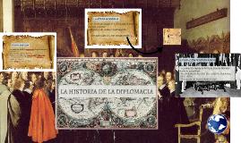 La Historia de la Diplomacia