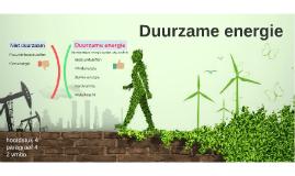 2KGT H4 P4 Duurzame energie