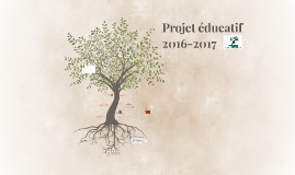 Projet éducatif 2016-2017