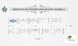 PROYECTO DE EXPORTACIÓN DE PAPA AMARILLLA