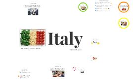 Cultural Etiquette- Italy