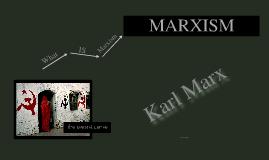 Marxist Lense
