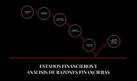 Análisis de Razones Financieras