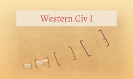 Western Civ I