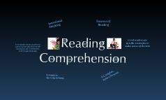 Copy of Copy of Reading Comprehension