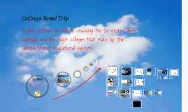 College Road Trip (until end of course)
