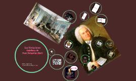 Las Variaciones Goldberg de Juan Sebastian Bach