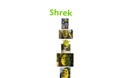 Copy of why is shrek not a stereo-typical fairytale?
