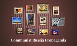 Communist Russia Propaganda