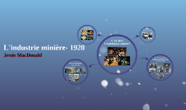 Les mines- 1920
