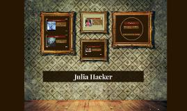 Julia Hacker