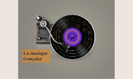 Quiz Musique française