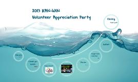 2013 KAN-WIN